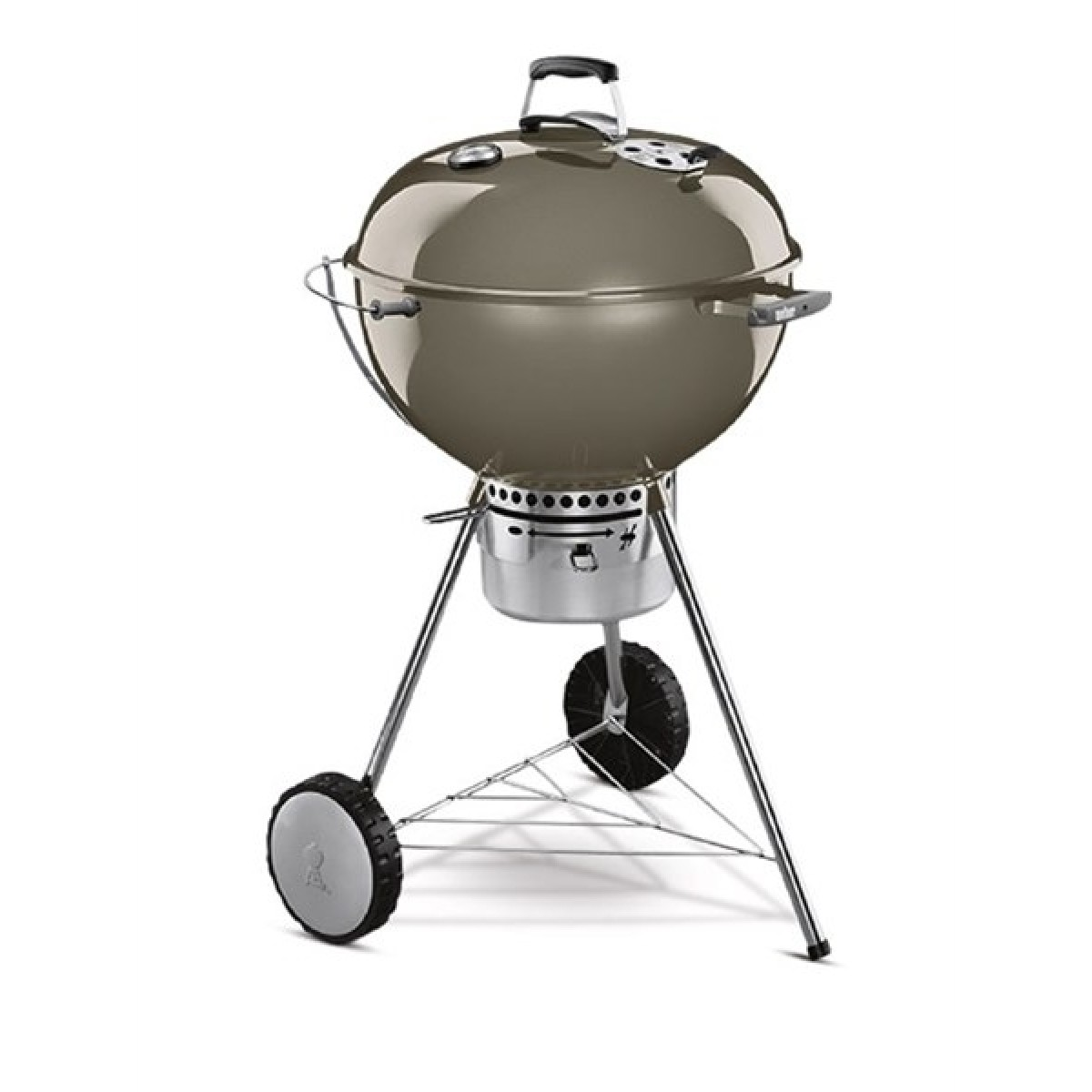 Weber master touch 57cm gbs smoke grey for Weber master touch